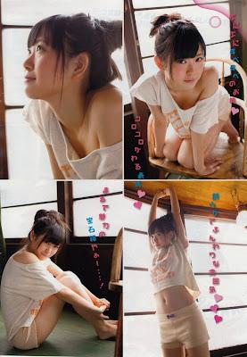 NMB48 AKB48 Miyuki Watanabe Bikini