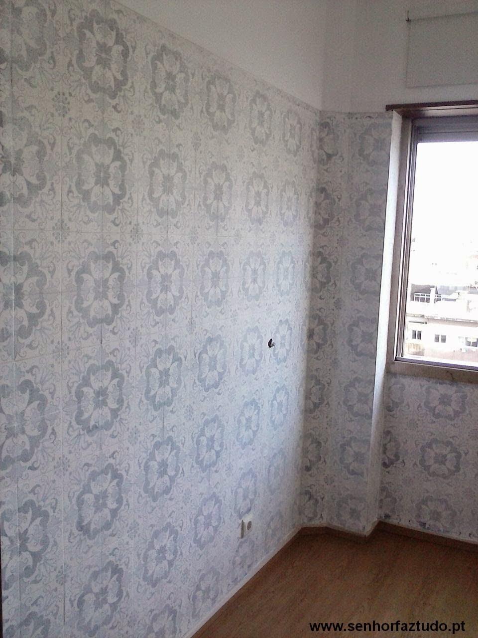 Senhor faz tudo faz tudo pelo seu lar coloca o de - Pintura para azulejo ...