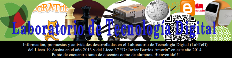 Laboratorio de Tecnologías Digitales (LabTeD)