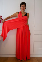 Diy Side Split Wrapped Bodice Dress - Tutorial