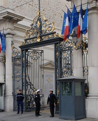 Paris running tour jogging touristique paris for Adresse ministere de l interieur