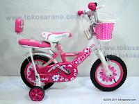 12 Inch NNC Novia Kids Bike