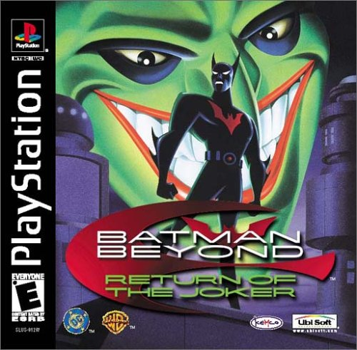 download Batman Beyond: Return Of The Joker PS1