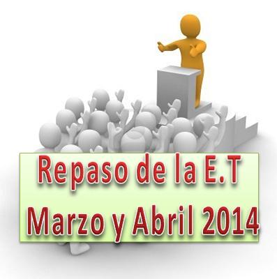 ... repaso de la escuela del ministerio del reino marzo y abril 2014 pdf