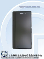 Sony Xperia Z1 TENAA Snaps