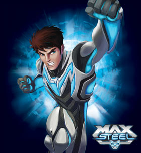 Max Steel  El Reboot