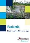 cover Evaluatie 25 jaar waterkwaliteit en ecologie