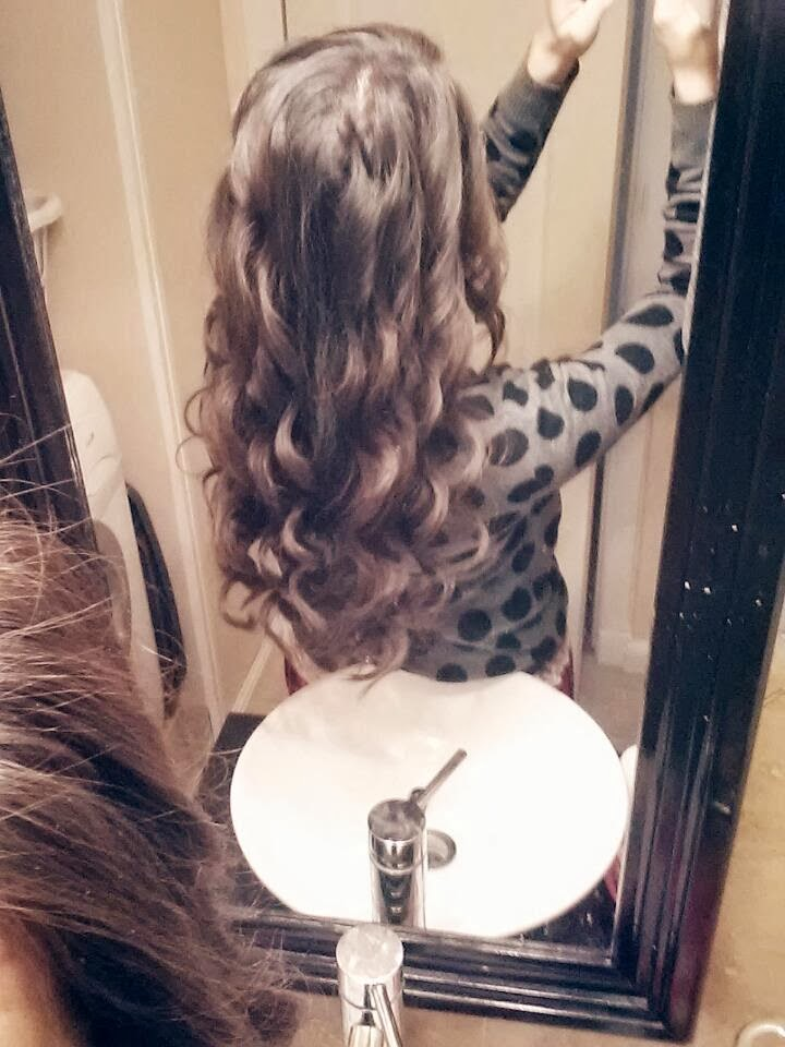curling wand, curling iron, 25mm wand, 25 mm wand, review, curling