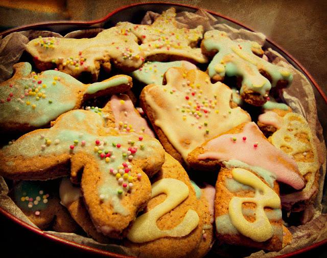 Pierniczki błyskawiczne na Boże Narodzenie