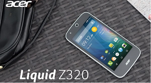 All About Acer Liquid Z320