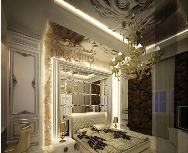 Chambre ambiance romantique for Ambiance romantique chambre