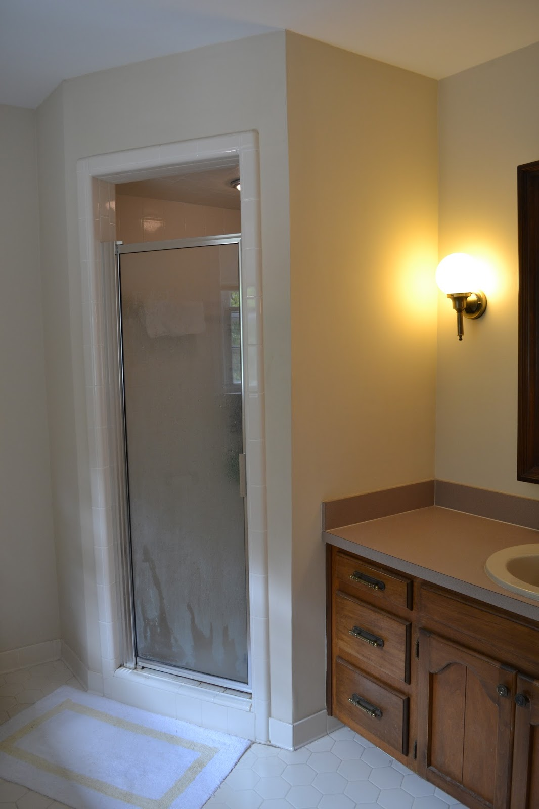 Barnhouse1128 master bathroom update for Updated master bathrooms