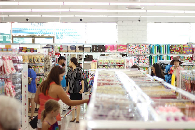 Daiso Grand Opening in San Diego