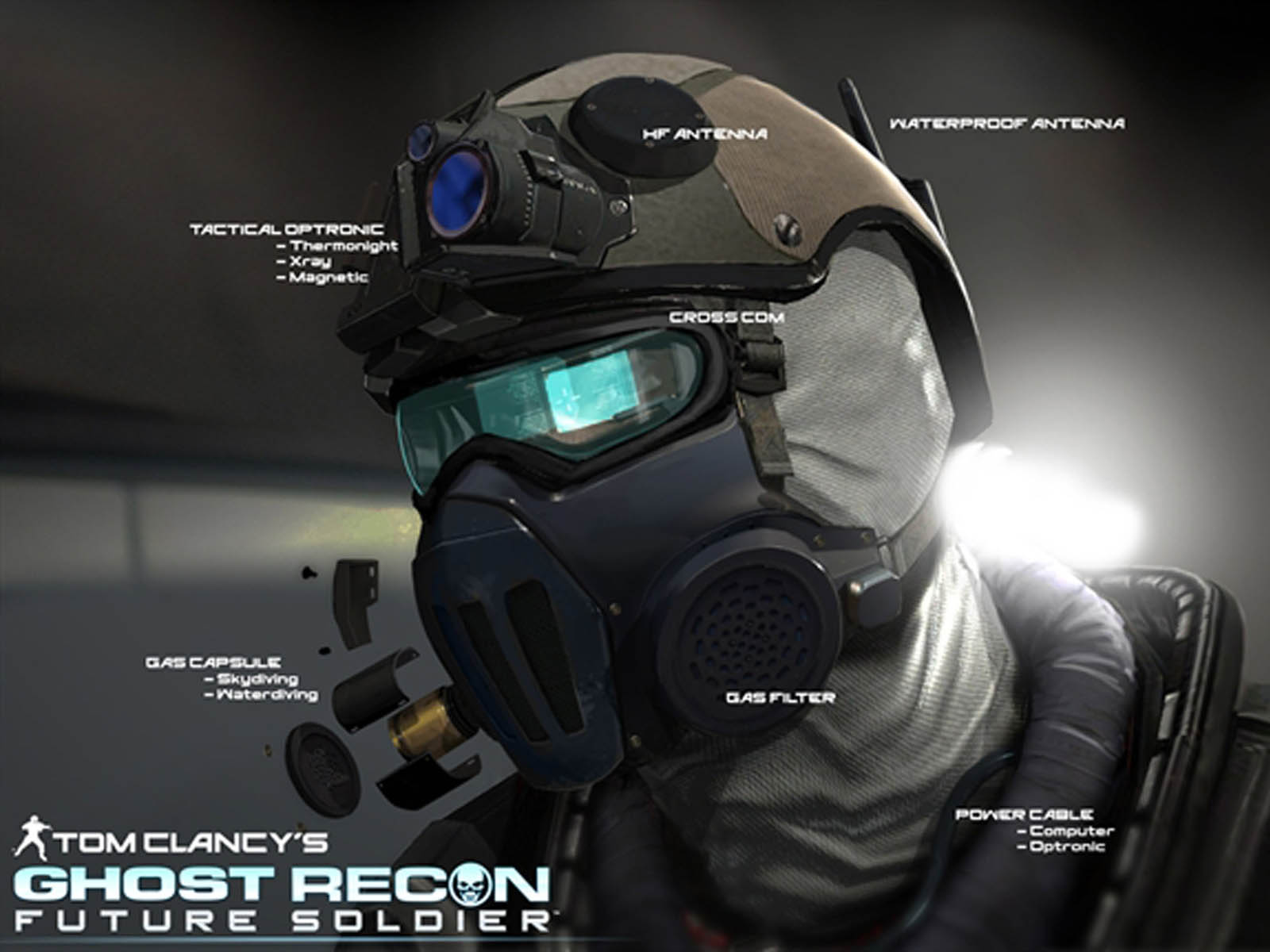 Ghost Recon Future Soldier HD & Widescreen Wallpaper 0.692764784721408