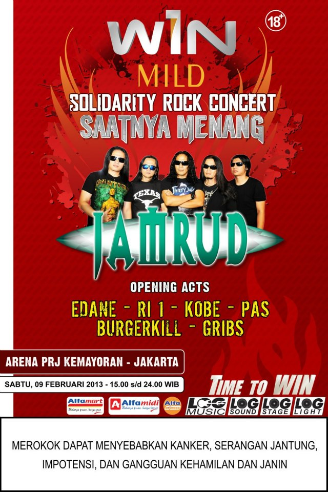 09 Februari 2013 | Solidarity Rock Concert