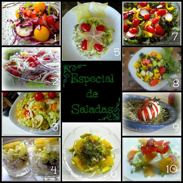Especial de Saladas