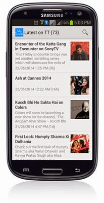 Get Telly Tamasha on Your Android Device