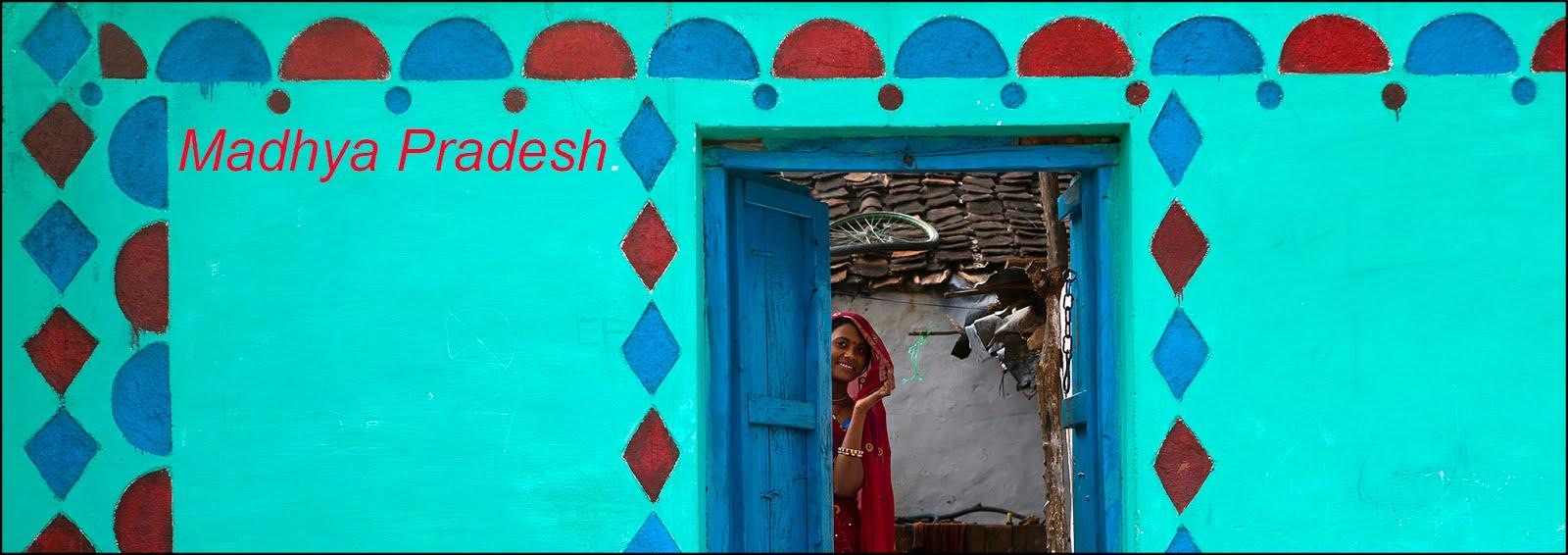 Madhya Pradesh.  मध्य प्रदेश