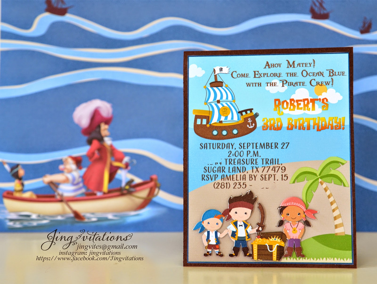 Jake_and_the_Neverland Pirate_Invitations