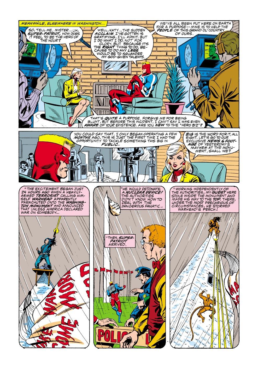 Captain America (1968) Issue #333 #262 - English 6