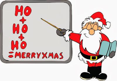 Funny Santa Pictures Cartoons