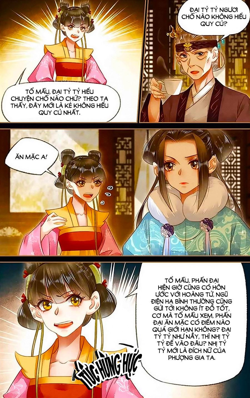 Thần Y Đích Nữ chap 164 - Trang 3