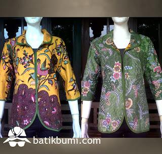 bolero batik solo