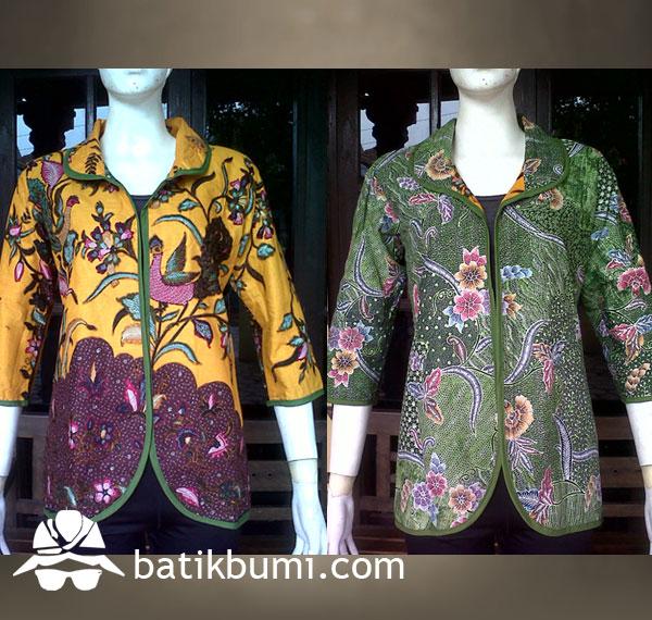 Bolero Bolak Balik Printing DBT 083