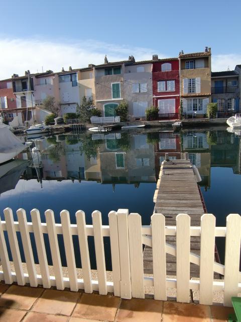 """""""Villa Venezia"""" med 8 sengeplasser i Port Grimaud til utleie!"""