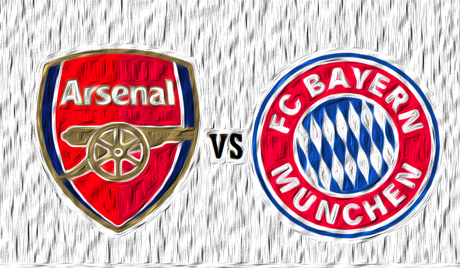 CPL Match Preview: Arsenal vs Bayern Munich