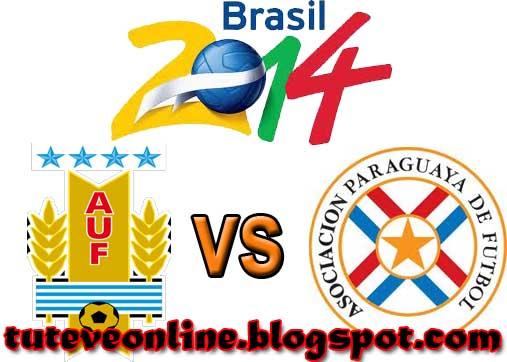 Uruguay vs Paraguay en vivo | Viernes 22 de Marzo del 2013 | Eliminatorias Brasil 2014 Online