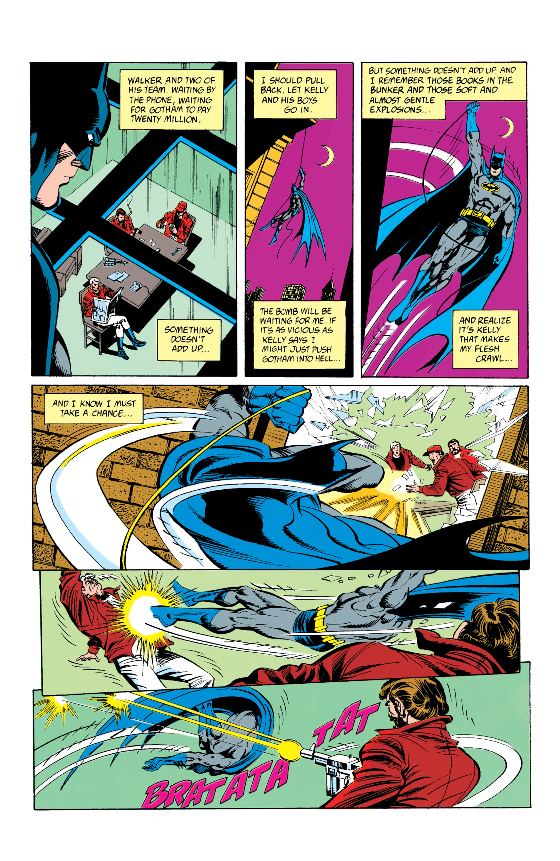 Detective Comics (1937) Issue #638 Page 12