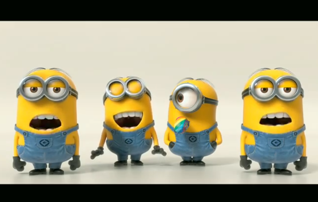Minions Song In The Minions Going To Torture Room