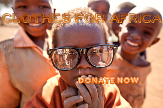 CLOTHES FOR AFRICA