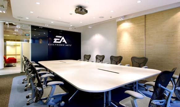 EA forma divisão de jogos competitivos