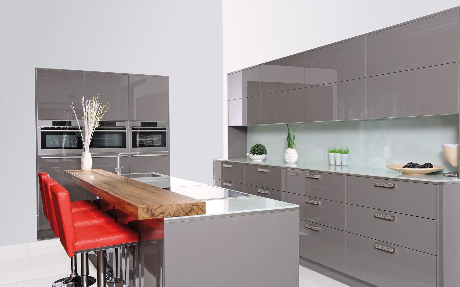 30 ideas de mesas y barras para comer en la cocina - Altura encimera cocina ...
