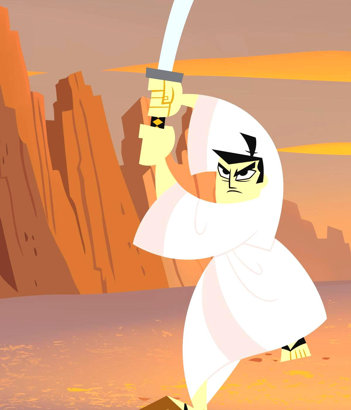 Samurai Jack Cartoon Picture 2