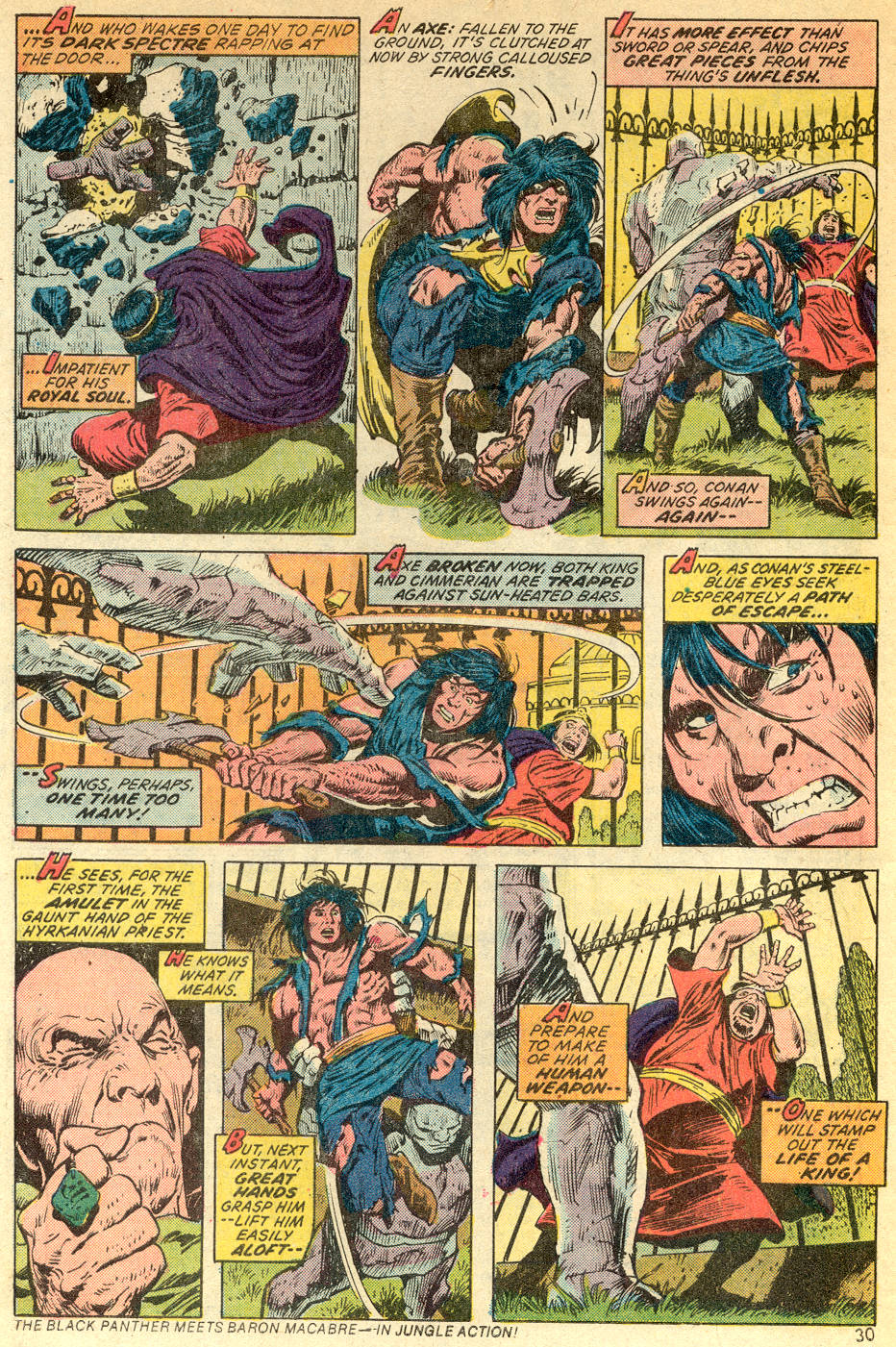 Conan the Barbarian (1970) Issue #36 #48 - English 17