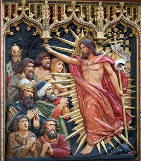 Homili Tua Sabtu Suci dari Abad Kedua