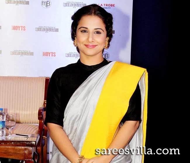 Vidya Balan at Indian Film Festivl (IFFM)
