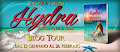 HYDRA BLOG TOUR + GA by  Barbara Riboni