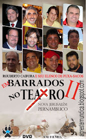 BARRADOS NO TEATRO 2