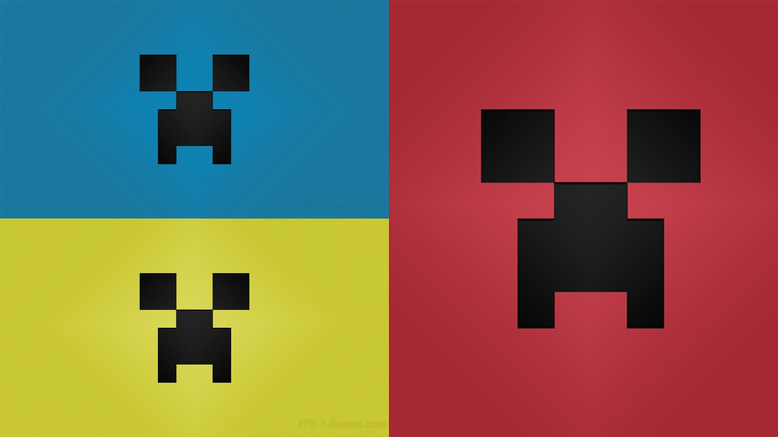 Primary Creeper desktop colorful wallpapers