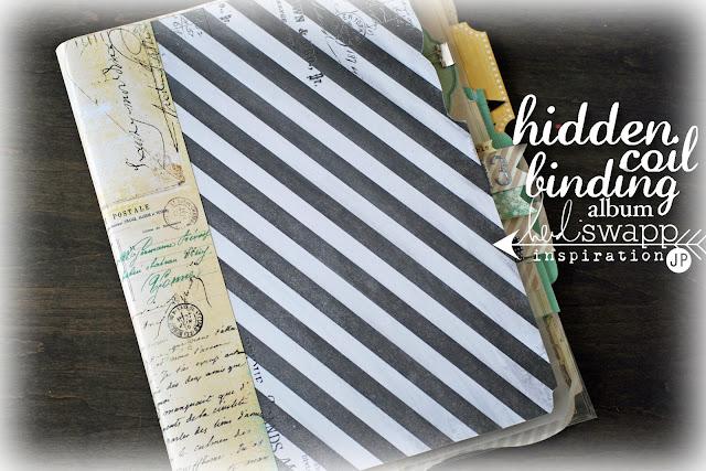 jmpgirl ~ hidden coil binding