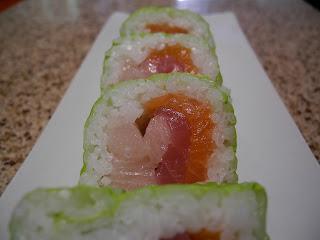 copyright 2012 Party Sushi