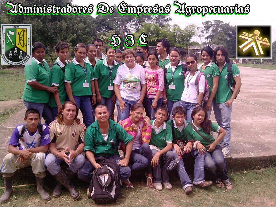 Administradores agropecuarios (H.J.C)