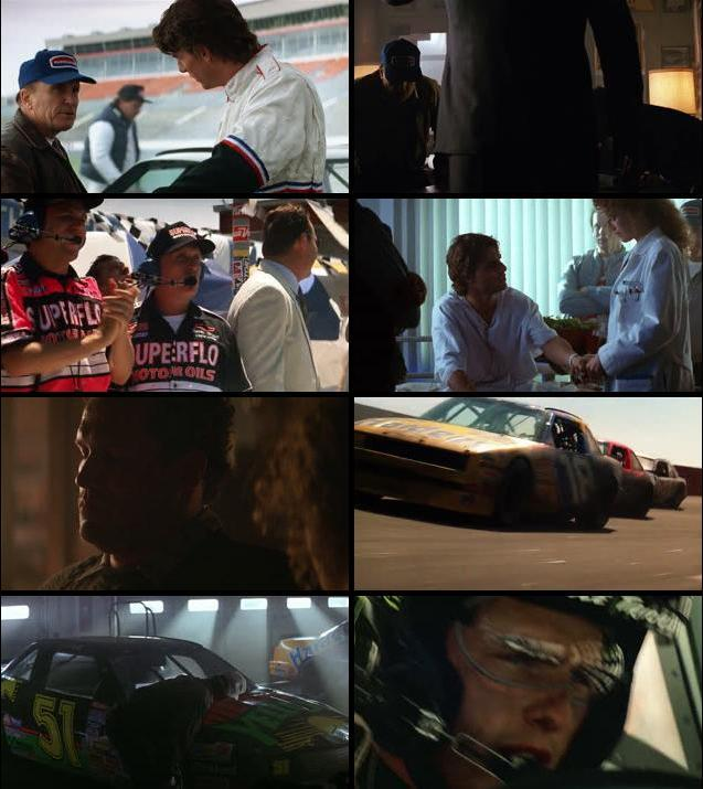 Days Of Thunder 1990 Dual Audio Hindi 720p BDRip