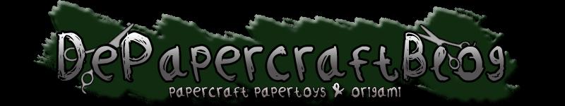 DePapercraftBlog