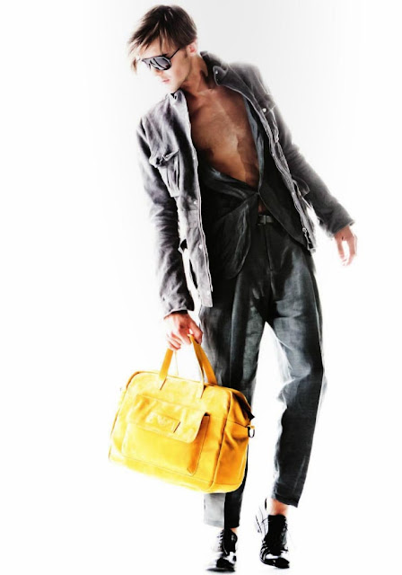 Guy Overboard, Fashion Blogger, Emporio Armani