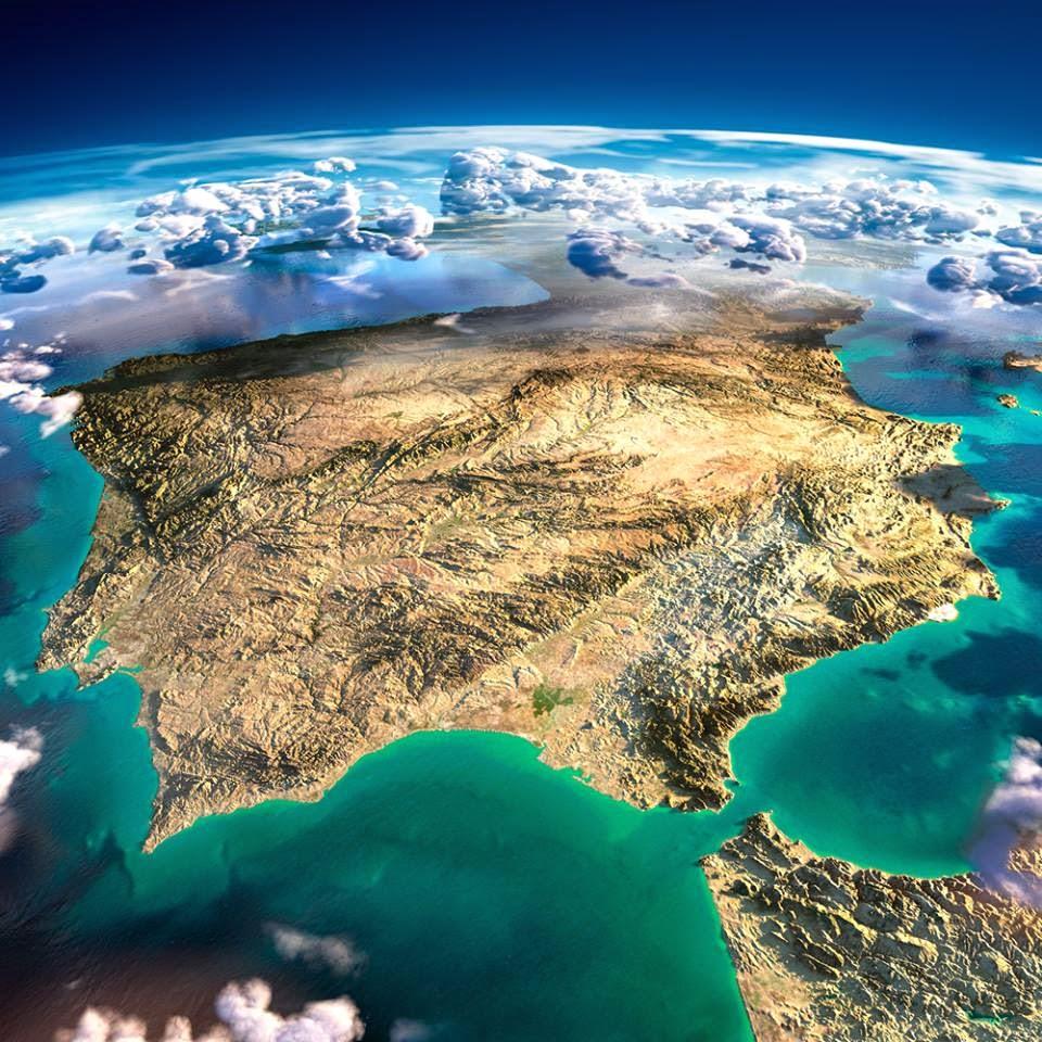 Península Ibérica y Norte de África